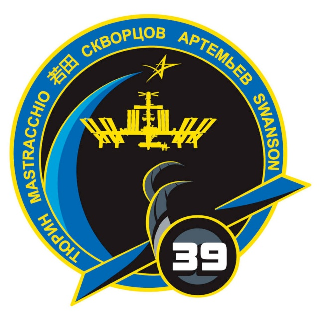 Soyouz TMA-12M / Expedition 39 - 40 / Mission Iss39_10