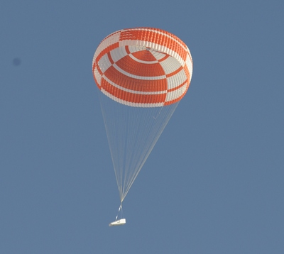 L'ESA annonce que le prototype IXV vient de franchir une étape importante Ixvpar10