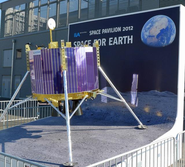 20 - 21 novembre 2012 / Ministérielle de l'ESA - Arrivée de l'Europe sur la Lune en 2018 ? Moon_l10