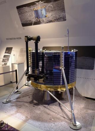 20 - 21 novembre 2012 / Ministérielle de l'ESA - Arrivée de l'Europe sur la Lune en 2018 ? Moon_l12