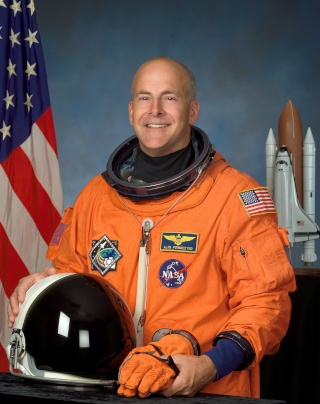 Disparition de l'astronaute Alan Poindexter (1961-2012) Poinde10