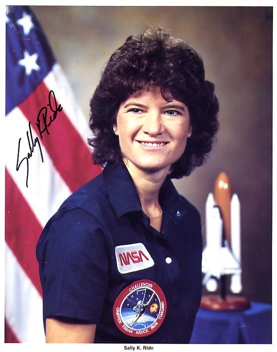 Disparition de Sally Ride (1951-2012), première américaine dans l'espace Ride_s10