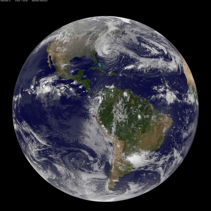 Ouragan Sandy - Cote Est des Etats-Unis touchée Sandy_10