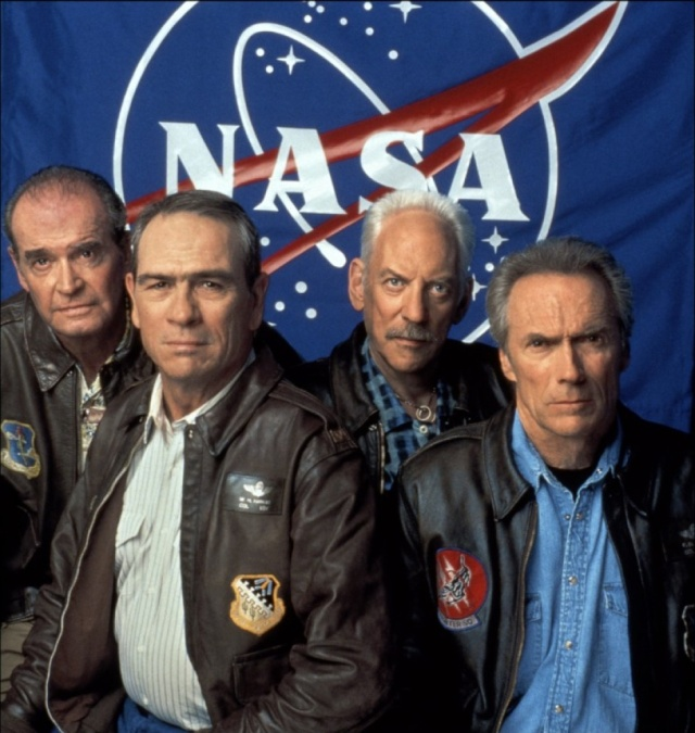 Rencontre avec Donald Sutherland - Space Cowboys - 9 juin 2012 Space-10