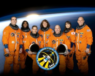 Disparition de l'astronaute Alan Poindexter (1961-2012) Sts-1310