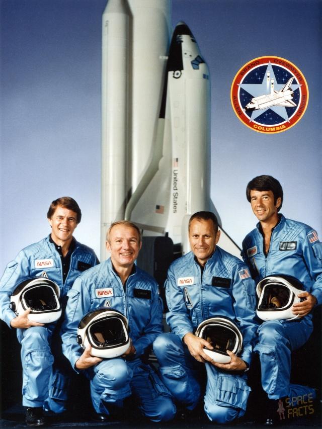 STS-5 Columbia - 11 au 16 novembre 1982 - Première mission navette opérationnelle Sts-5_10