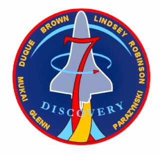L'astronaute américain Stephen Robinson prend sa retraite Sts-9510