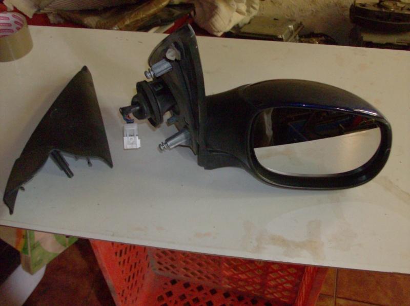 [ Vendo ] Espelho electrico drt. - Peugeot 206 04_12211