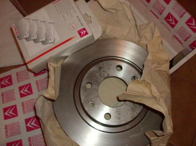 [ Vendo ] Kit ( novo ) de discos e pastilhas - Citroen Bx GTI 12939910