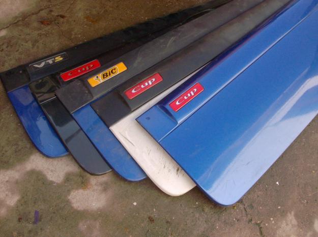 [ Vendo ] Plásticos do kit exterior - Citroen Saxo Cup / Vts 12958112