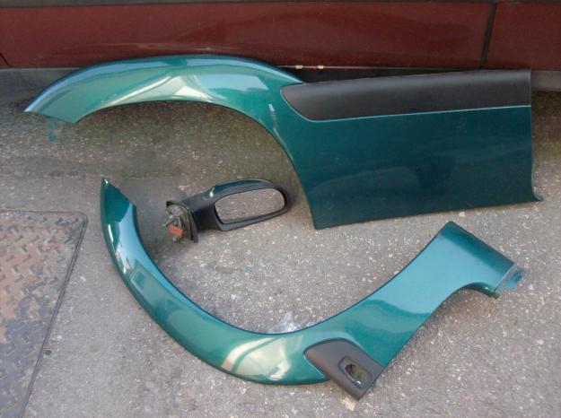 [ Vendo ] Plásticos do kit exterior - Citroen Saxo Cup / Vts 12958113