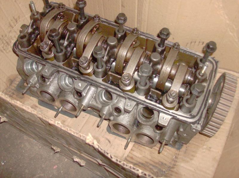 [ Vendo ] Cabeça de motor - Peugeot 106 / 306 XSI 1.6 ( 8v ) Varios38