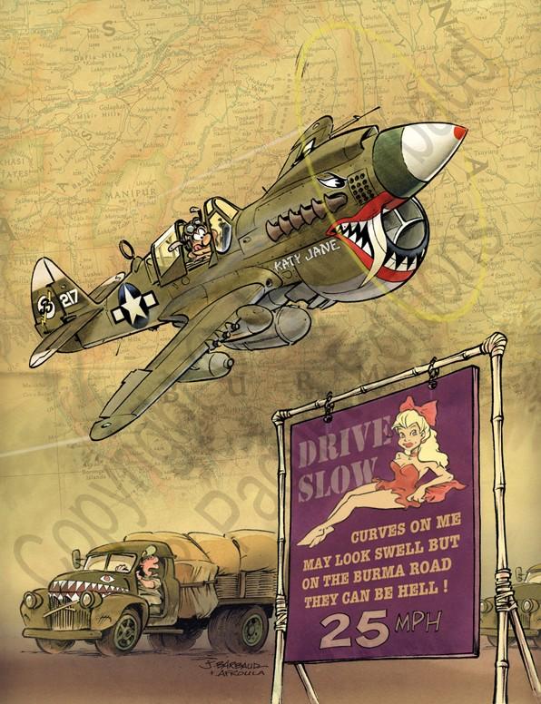 Le temps des hélices P-40n_10