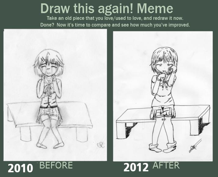 Grenier à dessins ! °0° Before10