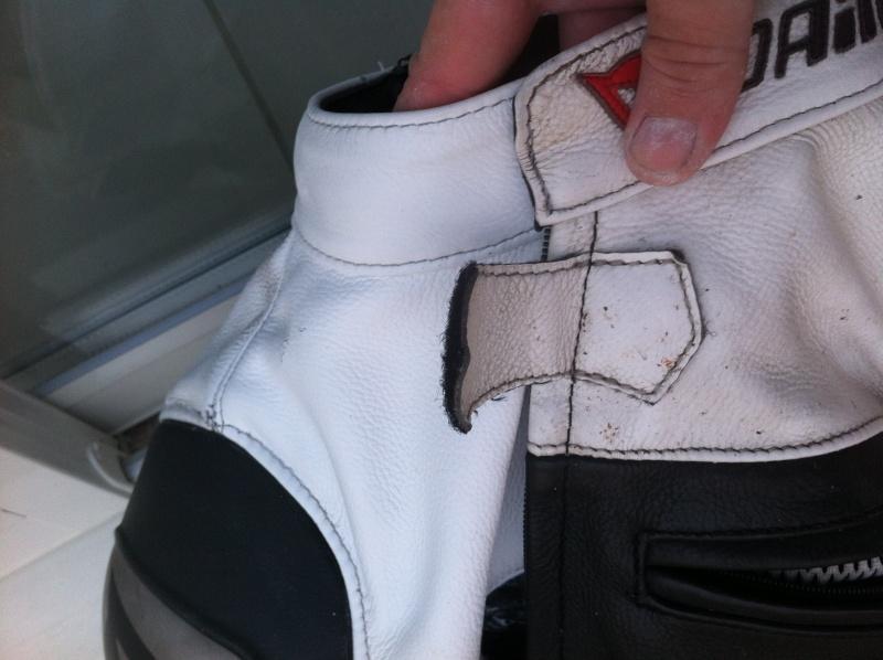 Nettoyage cuir blanc Photo10