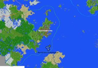Regions of Cystol Sacred10