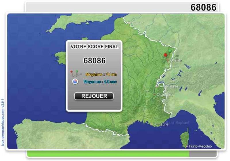 Etes-vous doué en Géographie ? 310