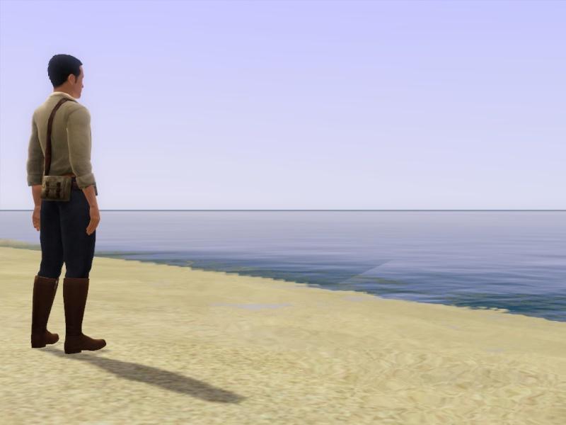[Challenge sims 3] L'île Perdue Arriva12