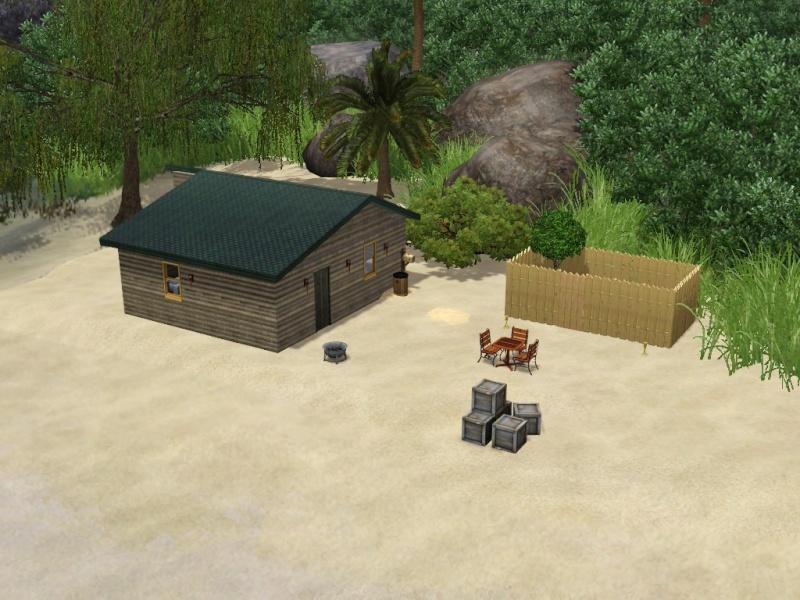 [Challenge sims 3] L'île Perdue - Page 14 Campem11