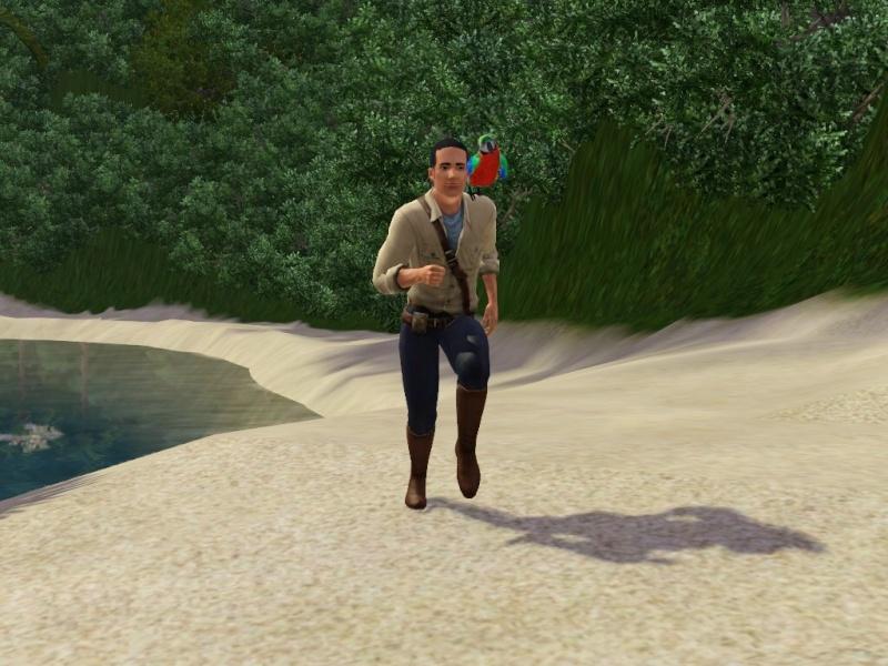 [Challenge sims 3] L'île Perdue Direct10