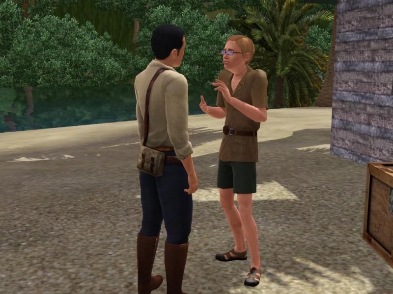 [Challenge sims 3] L'île Perdue Discus10