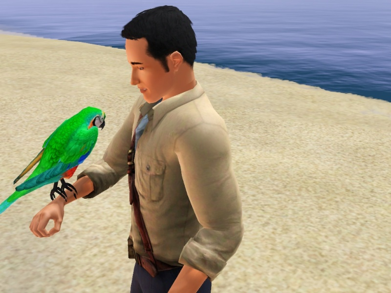 [Challenge sims 3] L'île Perdue Milo10