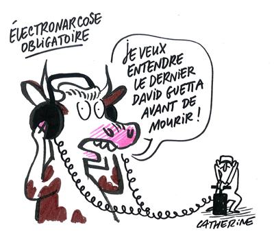 Aïd-el-kébir : une caméra cachée dénonce les conditions d'abattage de moutons  - Page 4 La_vac11