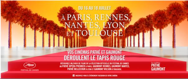 La programmation du Festival de Cannes  dans les cinémas Pathé  Festiv10