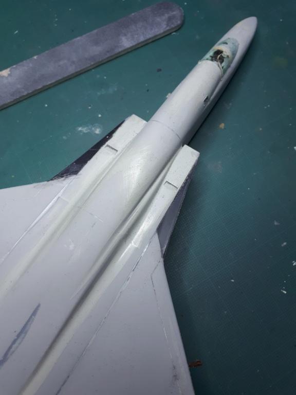 [HASEGAWA] RA-5C VIGILANTE reprise après un long séjour dans un tiroir!!! 20201019