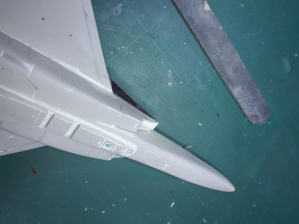 [HASEGAWA] RA-5C VIGILANTE reprise après un long séjour dans un tiroir!!! 20201020