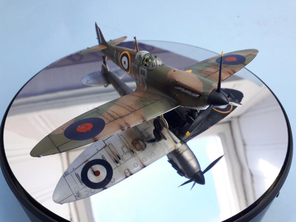 [AIRFIX] Spitfire Mk Ia 20201227