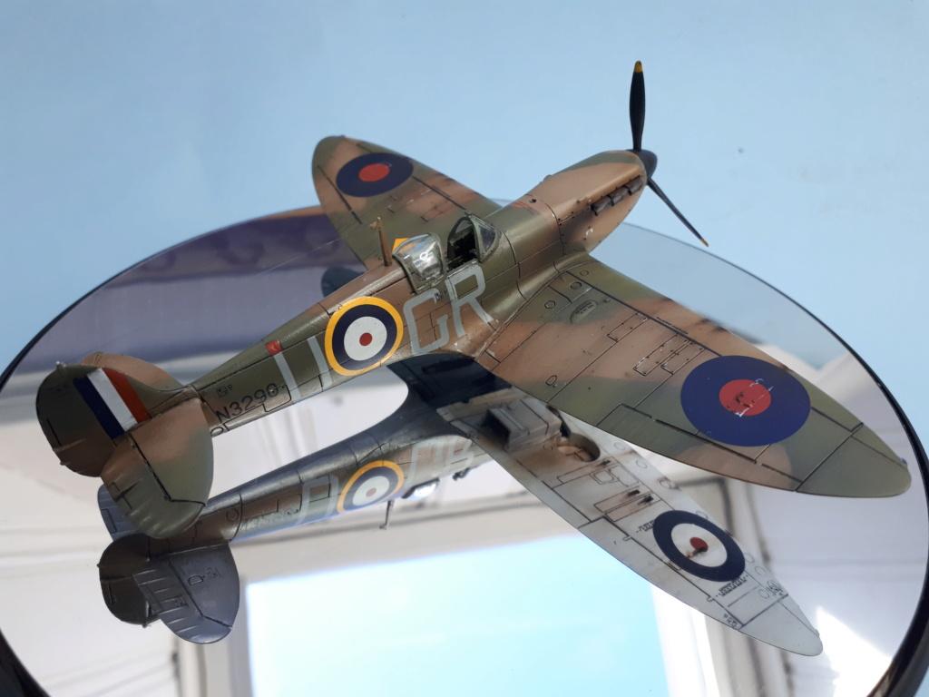 [AIRFIX] Spitfire Mk Ia 20201228