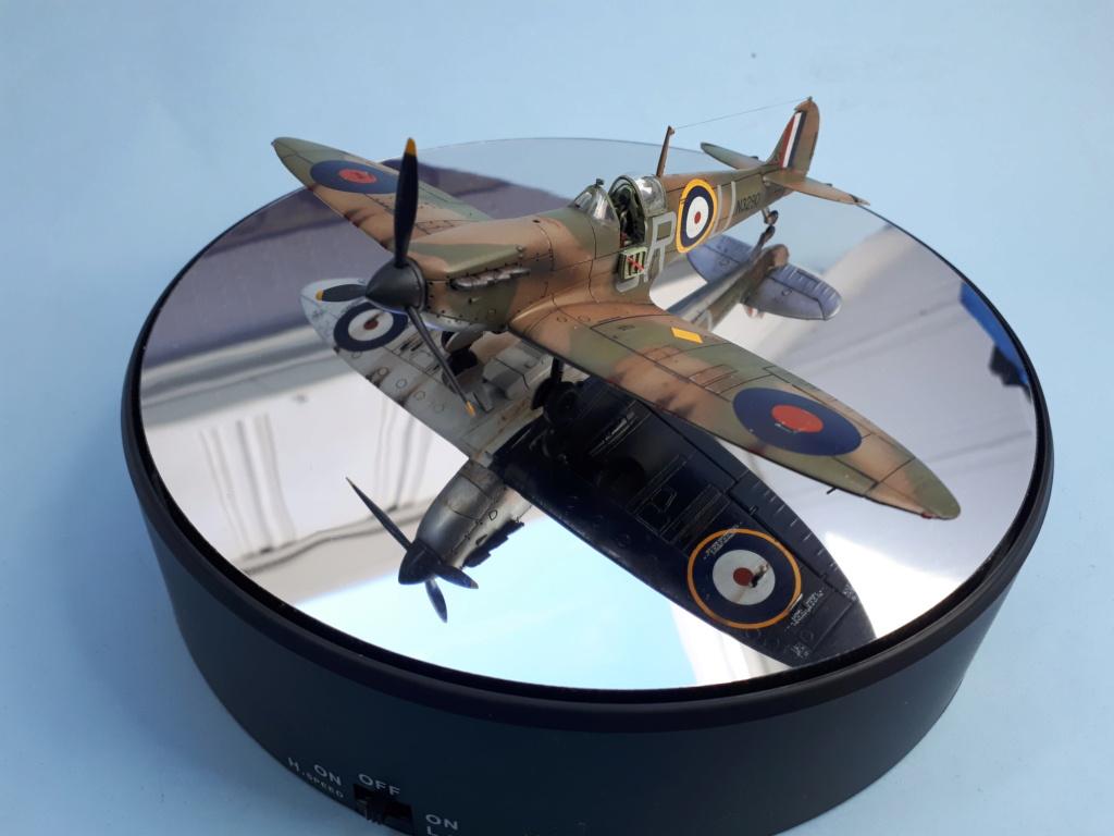 [AIRFIX] Spitfire Mk Ia 20201229