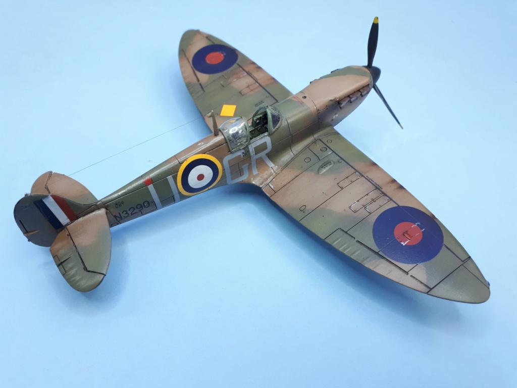 [AIRFIX] Spitfire Mk Ia 20201230