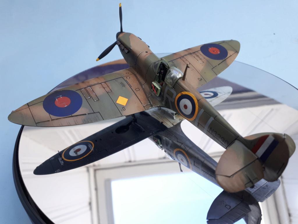 [AIRFIX] Spitfire Mk Ia 20201231