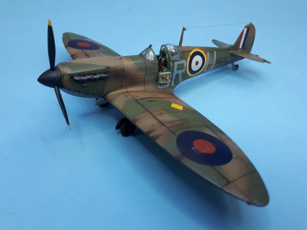 [AIRFIX] Spitfire Mk Ia 20201234