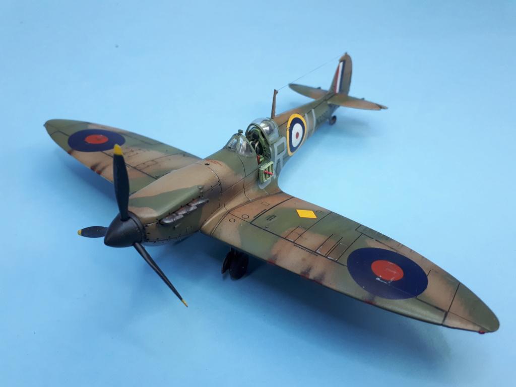 [AIRFIX] Spitfire Mk Ia 20201235