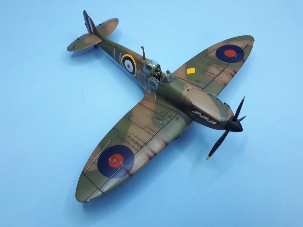 [AIRFIX] Spitfire Mk Ia 20201237
