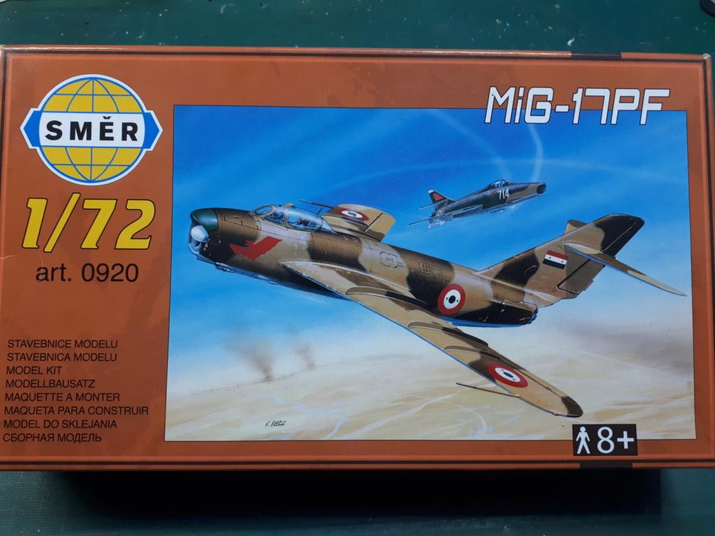 [SMER] MIG-17 PF égyptien [TERMINÉ ] 20201283