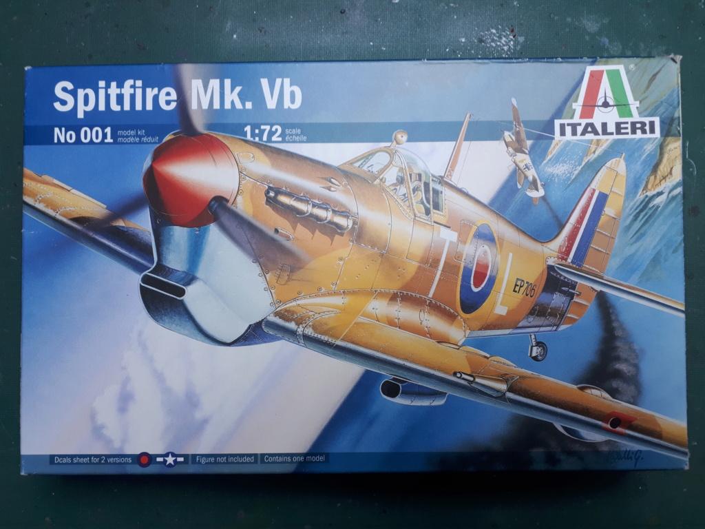 [ITALERI] Spitfire Mk Vb trop 249° Squadron Malte 1942 20210225
