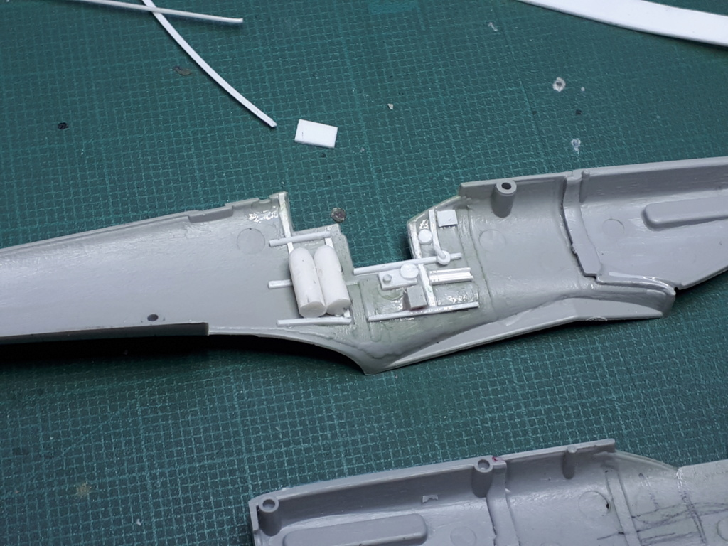 [ITALERI] Spitfire Mk Vb trop 249° Squadron Malte 1942 20210232