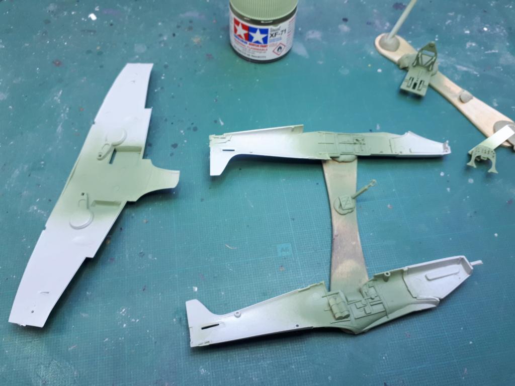 [ITALERI] Spitfire Mk Vb trop 249° Squadron Malte 1942 20210233