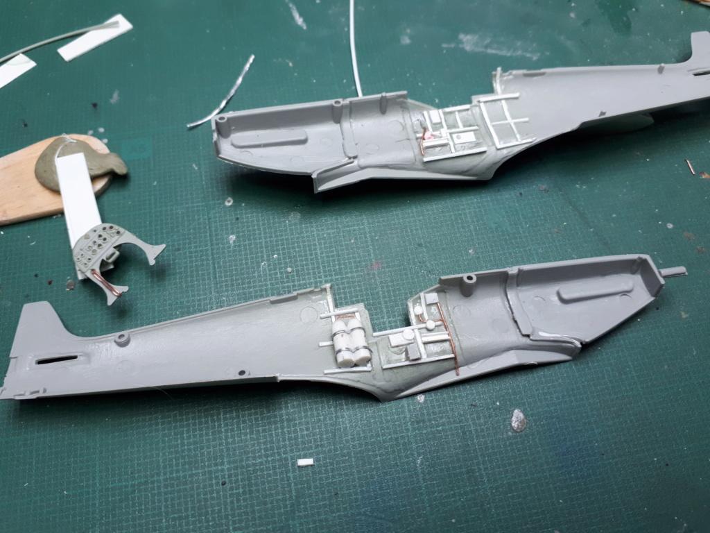 [ITALERI] Spitfire Mk Vb trop 249° Squadron Malte 1942 20210235