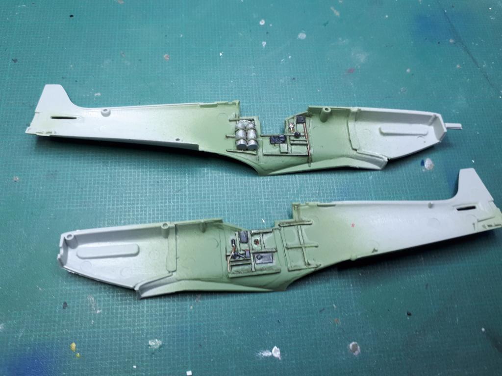 [ITALERI] Spitfire Mk Vb trop 249° Squadron Malte 1942 20210236