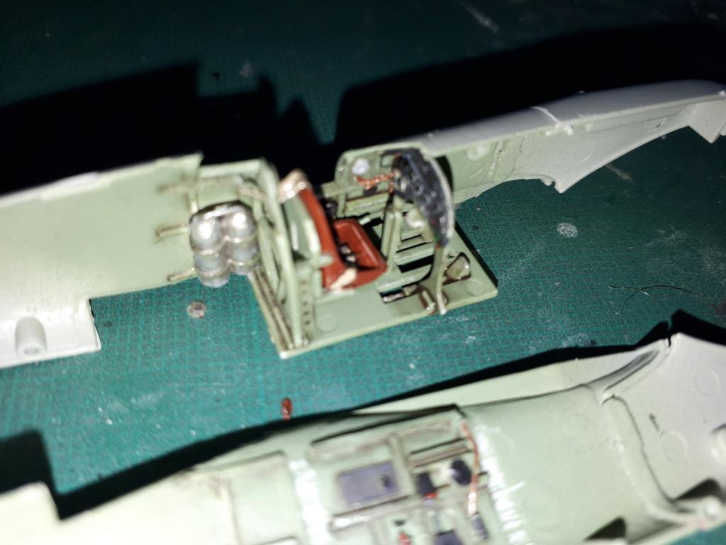 [ITALERI] Spitfire Mk Vb trop 249° Squadron Malte 1942 20210237