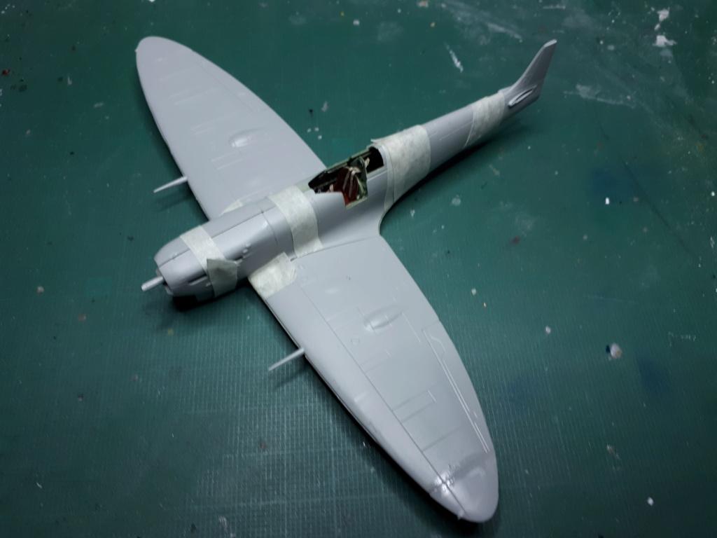 [ITALERI] Spitfire Mk Vb trop 249° Squadron Malte 1942 20210245