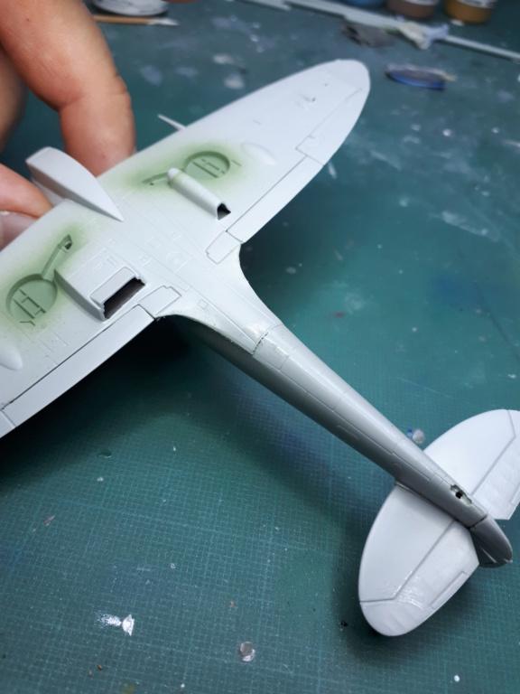 [ITALERI] Spitfire Mk Vb trop 249° Squadron Malte 1942 20210247