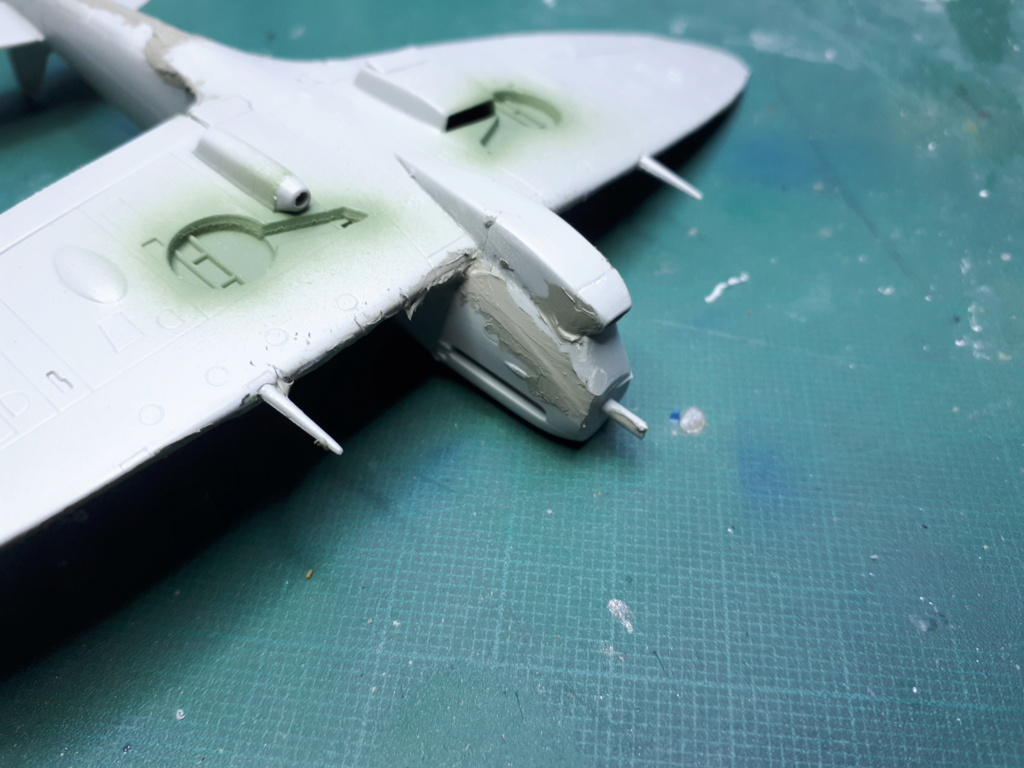 [ITALERI] Spitfire Mk Vb trop 249° Squadron Malte 1942 20210250