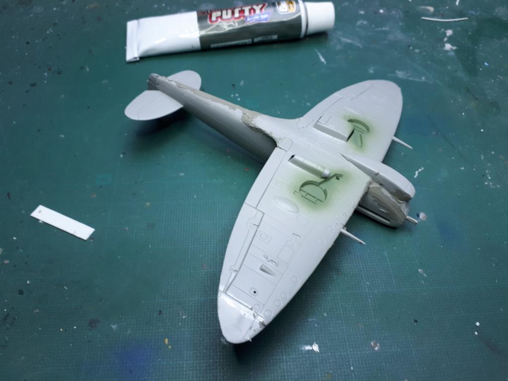 [ITALERI] Spitfire Mk Vb trop 249° Squadron Malte 1942 20210251
