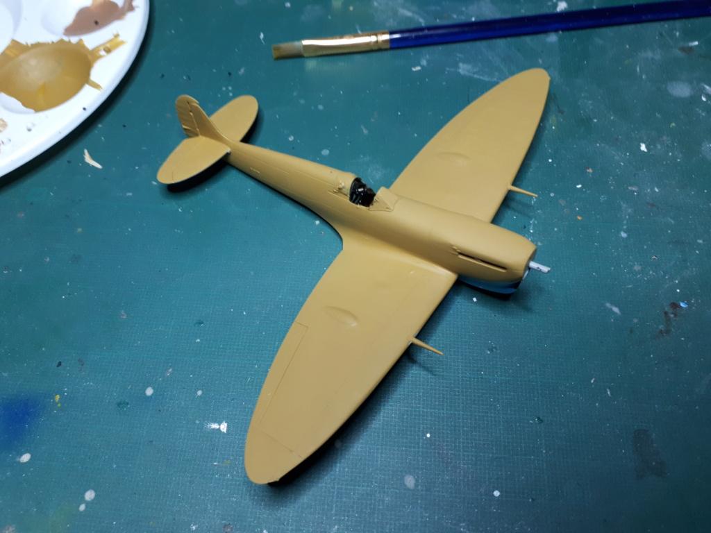 [ITALERI] Spitfire Mk Vb trop 249° Squadron Malte 1942 20210254